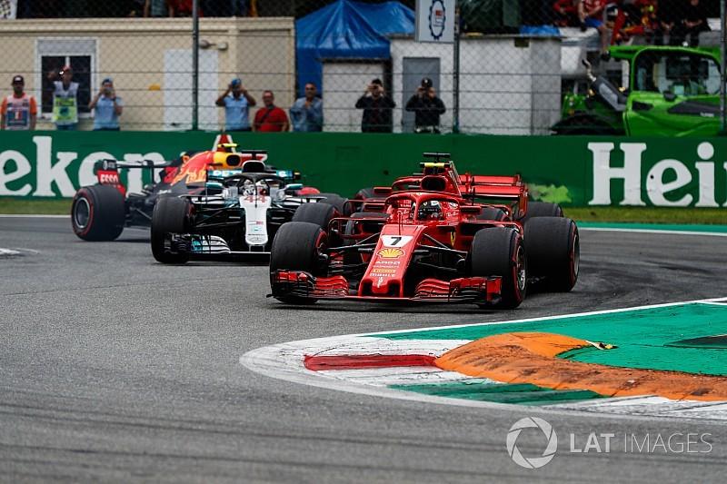 Райкконен: Задні шини зносилися ще до фінішу