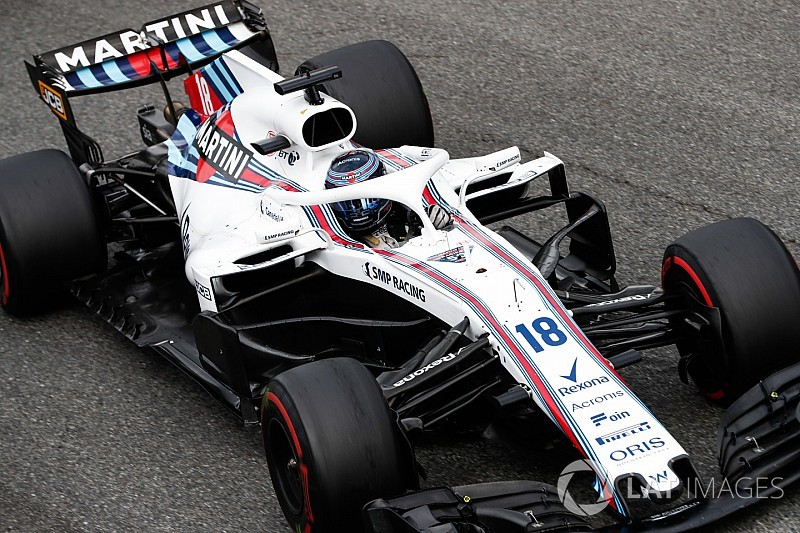 A Williams le