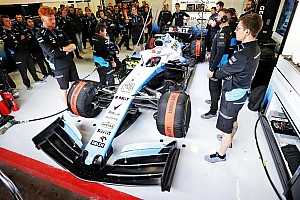 What next for 'embarrassed' Williams in Barcelona?
