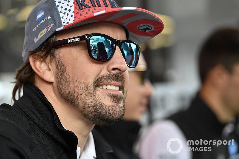 Alonso no piensa que tienen las 24 Horas en la bolsa