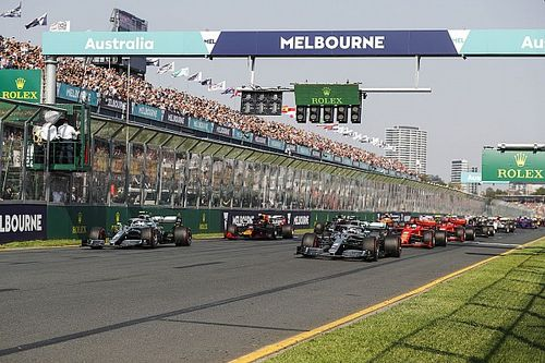Australian GP targeting March date for 2021 race