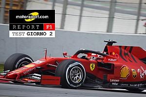 Motorsport Report: Giorgio Piola spiega le diverse ali di Ferrari - Alfa e Mercedes - Red Bull