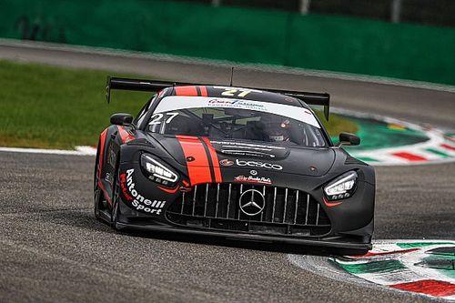 GT Sprint, Monza: Zug e Spinelli si dividono le pole