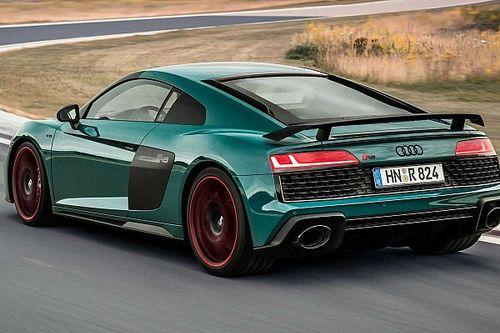 Audi R8 Green Hell Edition: homenaje al Infierno Verde