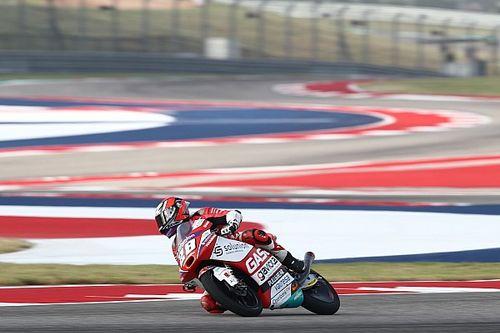 Moto3 Austin: Olaylı yarışın galibi Guevara oldu, Deniz beşinci oldu