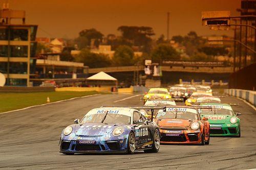 Porsche Cup: Pizii segura Paludo e vence corrida 2 da Carrera marcada por acidente de Mello
