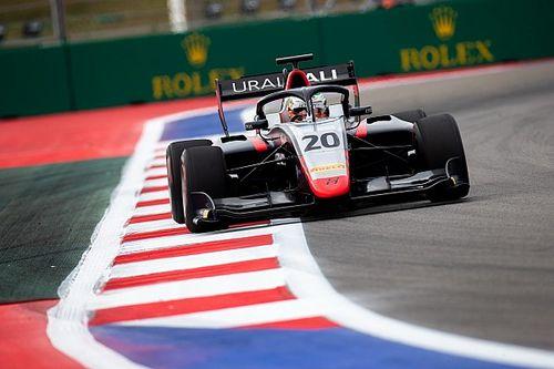 Hitech vai para a F2 e grid terá 22 carros; Mazepin está acertado