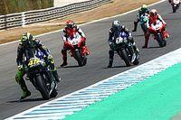 MotoGP tylko w Europie