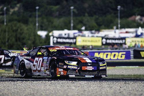 Giorgio Maggi steigt 2020 in die Top-Liga der Euro NASCAR auf