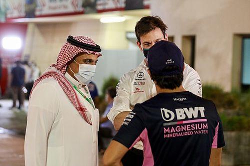 مروّج سباق السعوديّة أوضح للسائقين وجهات النظر الخاطئة حيال مسائل حقوق الإنسان