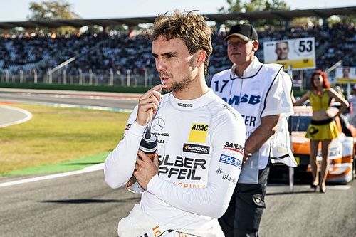 Auer set for DTM return as Mercedes factory driver