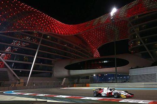 F3 Asya Yas Marina 3. yarış: Chovet kazandı, Cem 10. oldu!