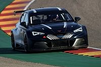 ETCR: prima uscita per la Cupra eRacer nei test di Aragón