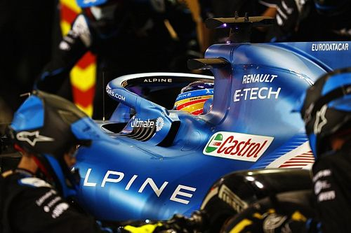 "Trulli: ""Crucemos los dedos para que Alpine dé a Alonso un buen coche"""