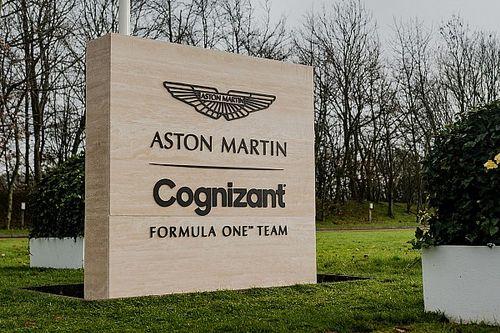 أستون مارتن ستستخدم تسمية جديدة لهيكلها في الفورمولا واحد