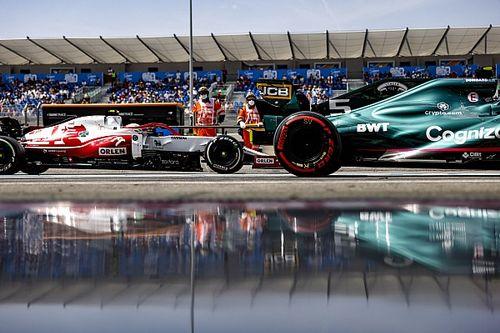 GALERÍA: fotos del día del GP de Francia de F1