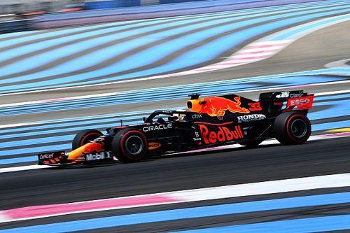 FP2 dla Verstappena