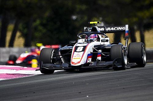 Leclerc 18 helyet javított, Szmoljar hatalmas csatában nyert az F3 első francia futamán!