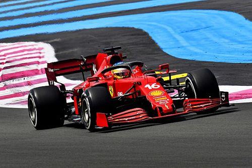 Leclerc: Sainz jobb munkát végzett, mint én