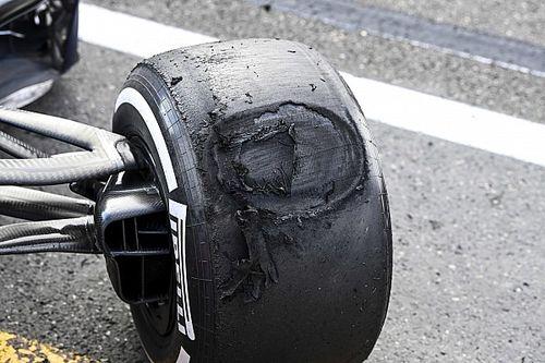 La presión de neumáticos, en el foco; los equipos, sospechosos