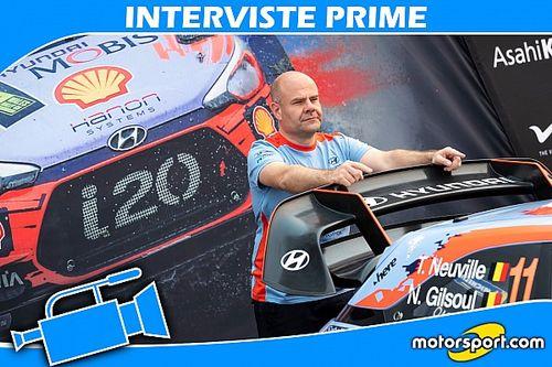 """Adamo: """"Hyundai, ecco il presente e il futuro nel motorsport"""""""