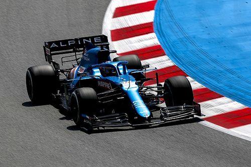 Alonso tiene confianza para el sábado en el GP de España