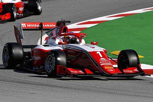 F3: Hauger é o mais rápido na classificação e faz pole do domingo; Collet larga em 3º no sábado