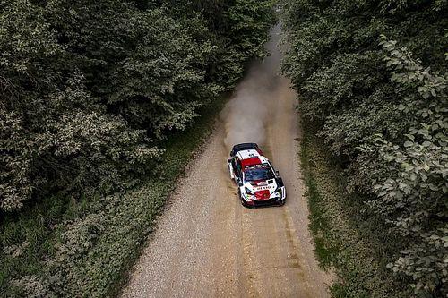WRC Estonya: Rovanpera liderliğini devam ettirdi