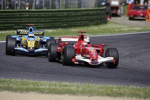 Cuando Schumacher se vengó de Alonso tras superar a Senna