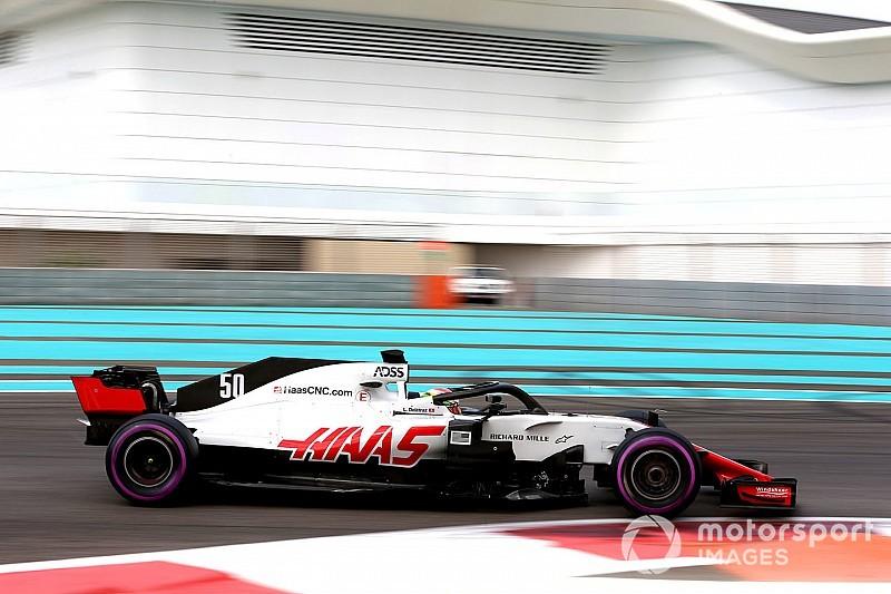 A Haas F1 Team eddigi összes F1-es autója