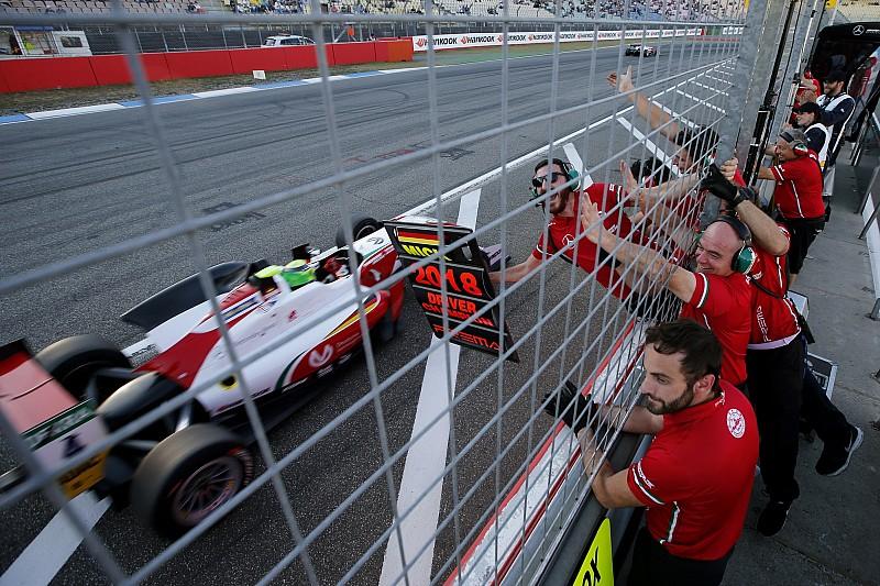 Schumacher: F1 için %100 hazır olmadan oraya geçmeyeceğim