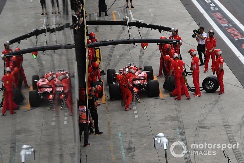 "Mercedes: ""Grande aposta"" torna Ferrari favorita no Brasil"