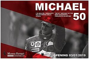 El Museo Ferrari abrirá la exposición