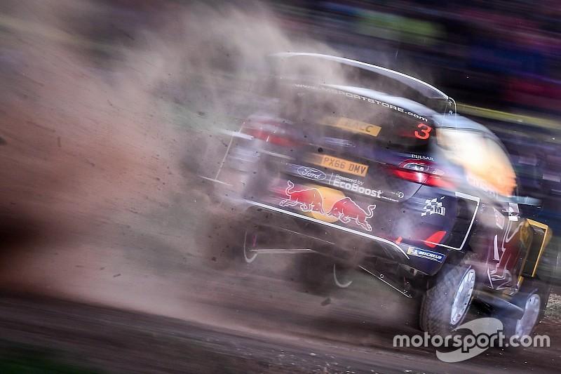 Fotogallery WRC: ecco le 50 foto più belle del Mondiale Rally 2018