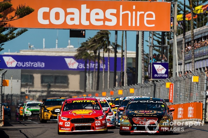 Supercars talking to overseas series about Next Generation plans