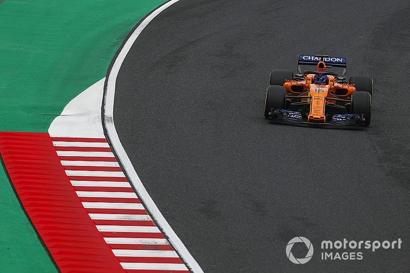 Alonso saldrá 18º en Japón: