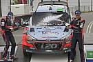 Босс Hyundai назвал Ралли Аргентина лучшей гонкой в карьере Пэддона