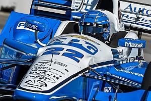 IndyCar Репортаж з практики Пажно кращій у другій практиці в Торонто