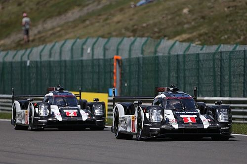 The right strategy in Le Mans: a high-paced game with many unknowns