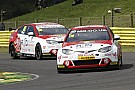 BTCC MG signs Smith and Lloyd for 2017 BTCC season