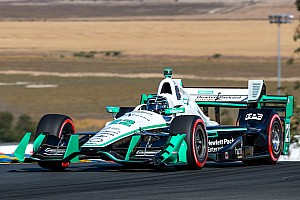 IndyCar Press release Sonoma: Top 10 quotes after qualifying