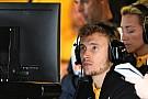 La tête à la F1, Sirotkin est désinvolte pour Le Mans