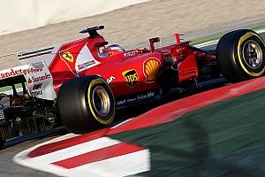 Formula 1 Breaking news Ferrari evaluating radical 'double anchor' injector idea