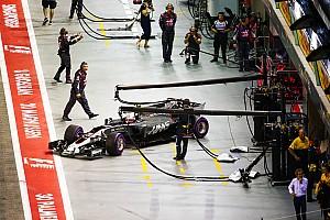 Формула 1 Новость В Haasобъяснили проблемы с темпом в Сингапуре