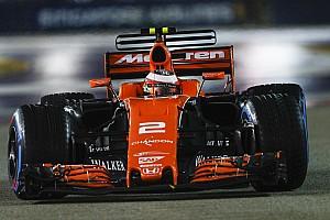 McLaren: Vandoorne começou a fazer o que esperávamos dele
