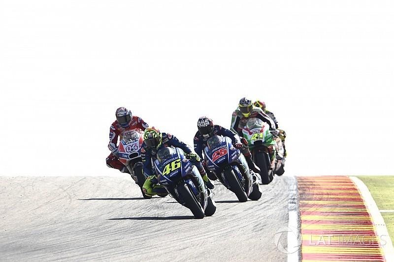 Yamaha não pedirá a Rossi que ajude Viñales