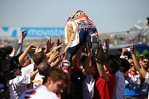 """MotoGP Noticias de última hora Márquez: """"En otro circuito me habría rendido"""""""