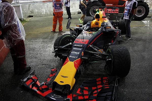 Formula 1 Son dakika Verstappen: Red Bull'un galibiyet için en iyi şansı Singapur'du