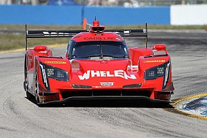 IMSA Race report Sebring 12h: Hour 2 – Curran clings on to lead as Mazda crashes