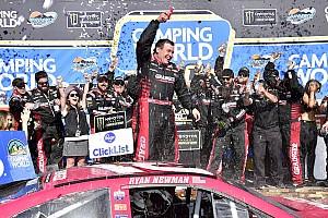 NASCAR Cup Reporte de la carrera Ryan Newman gana en Phoenix y Suárez en top 10